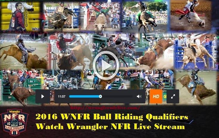 Free Wrangler Nfr 2016 Live Stream National Finals Rodeo