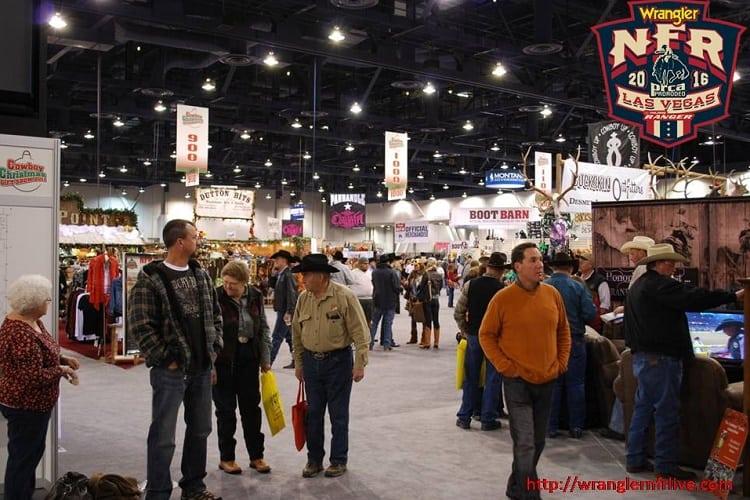 about Las Vegas NFR