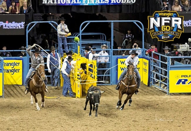 National Finals Rodeo Live Online