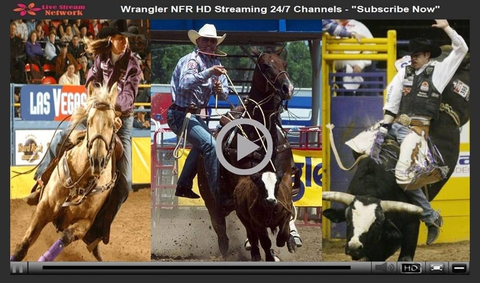 Image result for NFR 2016 live Stream Info