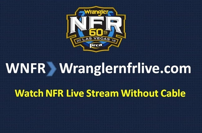 NFR Live online without cable