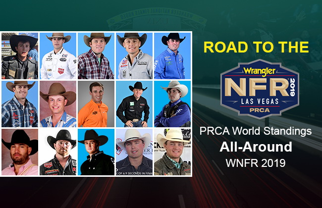 NFR All-Around Qualifiers