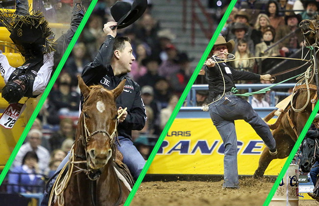 National Finals Rodeo Nfr 2019 Live Stream