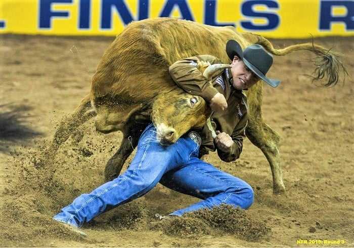 J.D Struxness at NFR