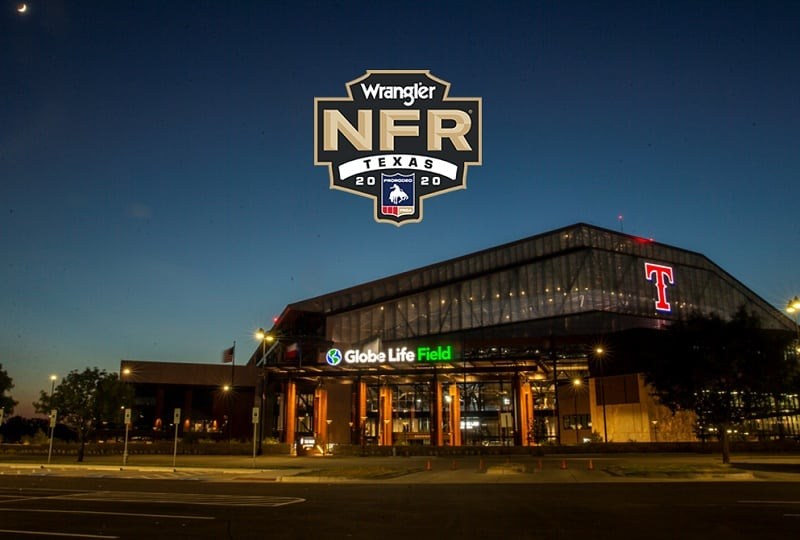 NFR 2020 Moves to Globe Life Field