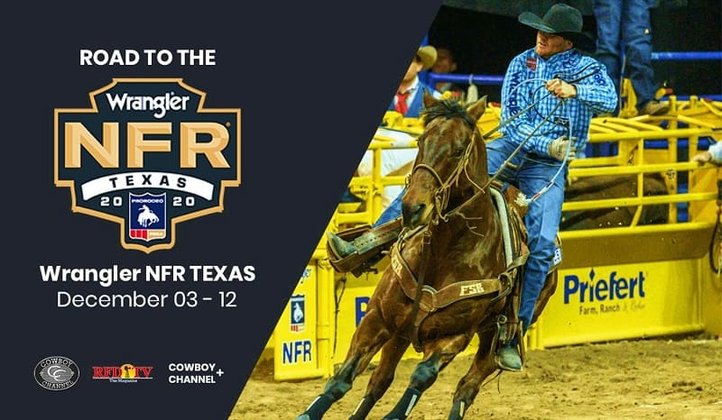 NFR on The Cowboy Channel