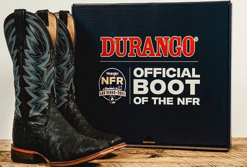 BOOTS OF WRANGLER NATIONAL FINALS RODEO