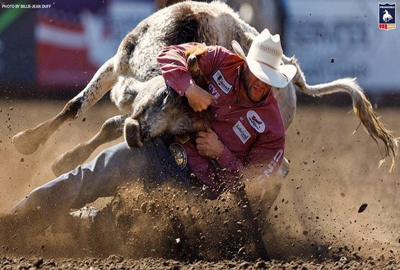 Cowboys prestigious Calgary Stampede