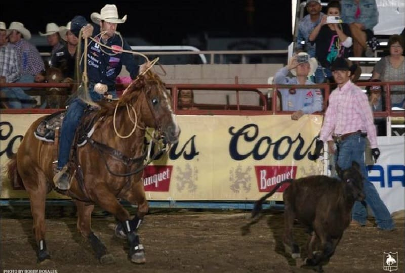 Shane Hanchey wins World's Rodeo