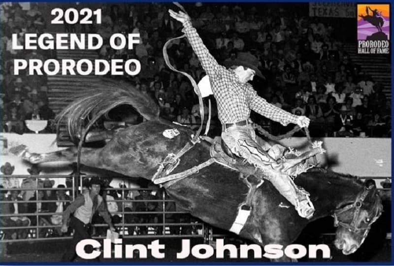 Clint Johnson named 2021