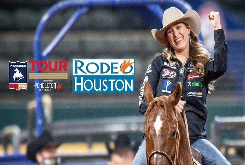 RodeoHouston Adds Breakaway Roping 2022